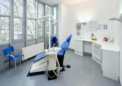 Praxis Dr. Frohn - Behandlung