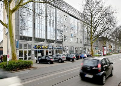 Praxis Dr. Frohn - Gebäude