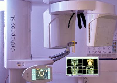 Praxis Dr. Frohn - Röntgengerät